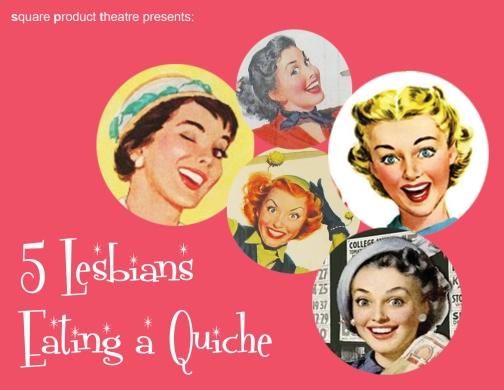 5 Lesbians 2014